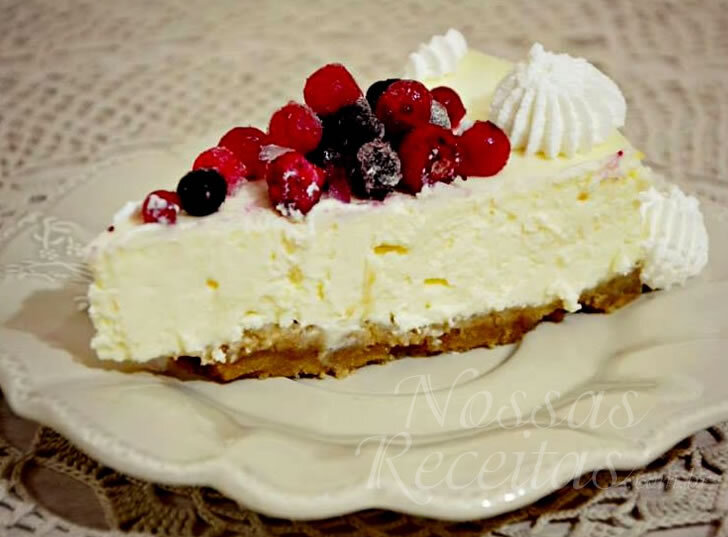 Cheesecake nova yorkino