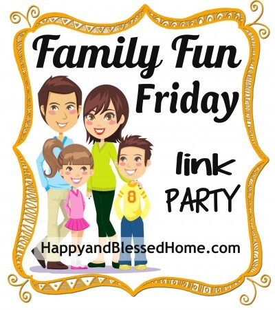 Make It At Home Family Fun Friday