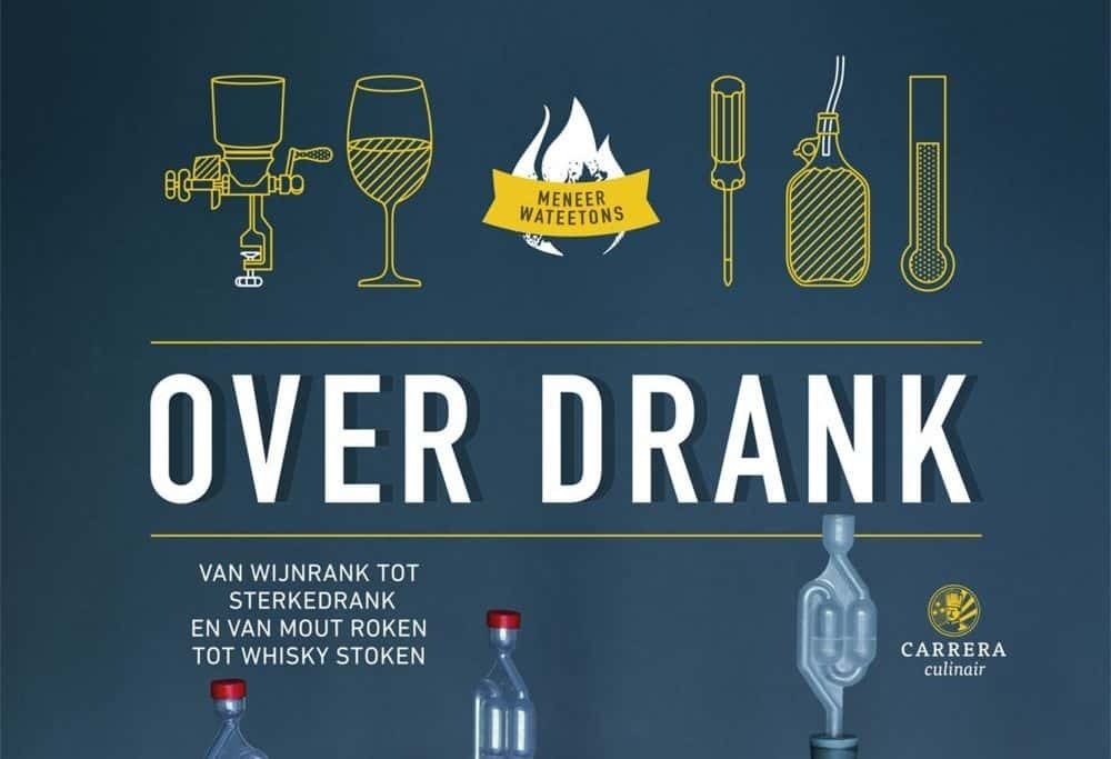 In the spotlight: Over Drank van Meneer Wateetons (+ recept droplikeur)