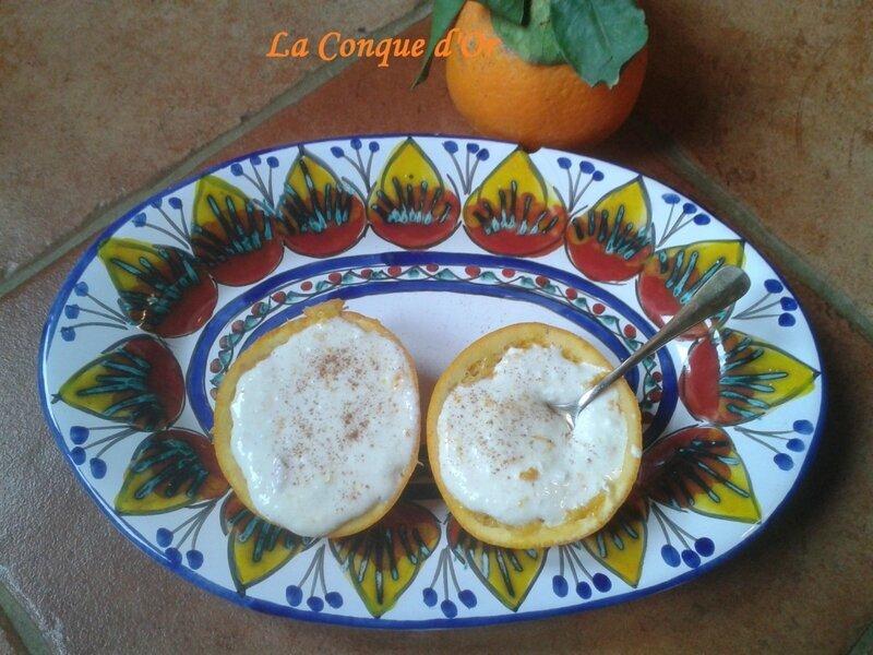 recettes de dessert avec jus d orange mytaste