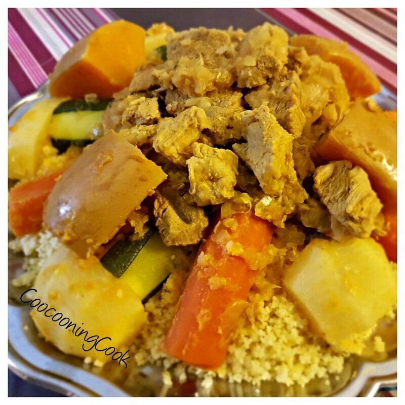 Couscous marocain - Thermomix only -
