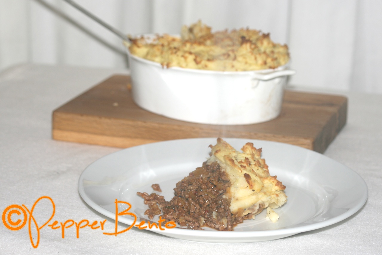 Gordon Ramsay's Guinness Cottage Pie Recipe!