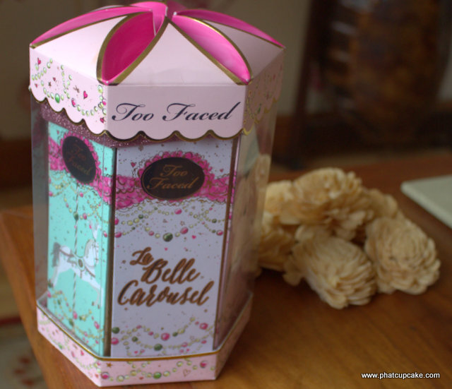 Beauty Review: Too Faced La Belle Carousel