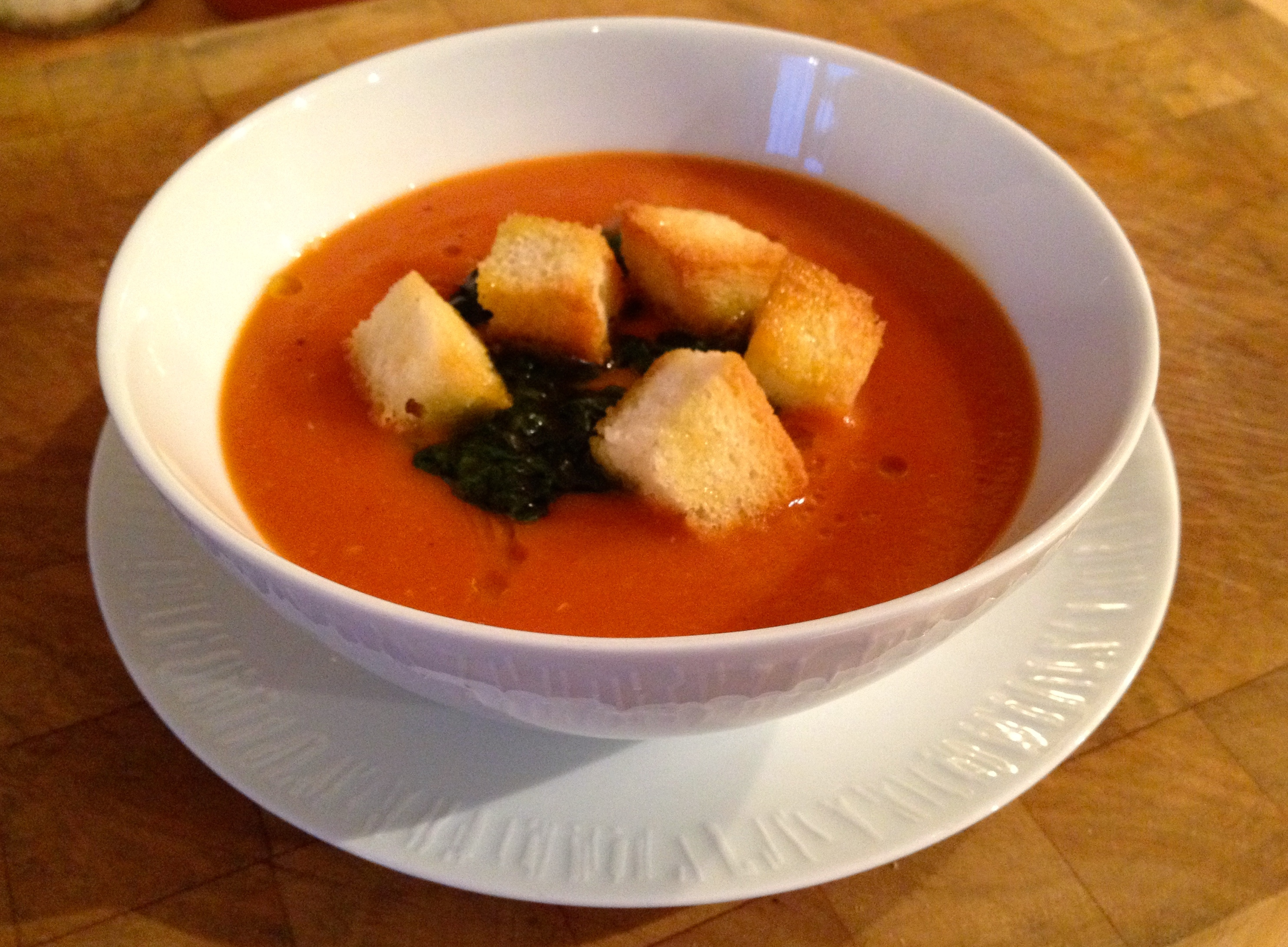tomato and red pepper soup delia
