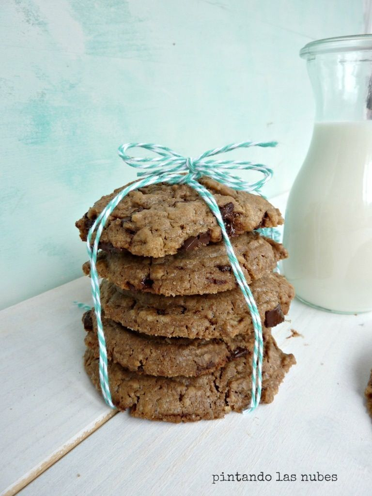 Cookies de doble chocolate ( desayuno de domingo )