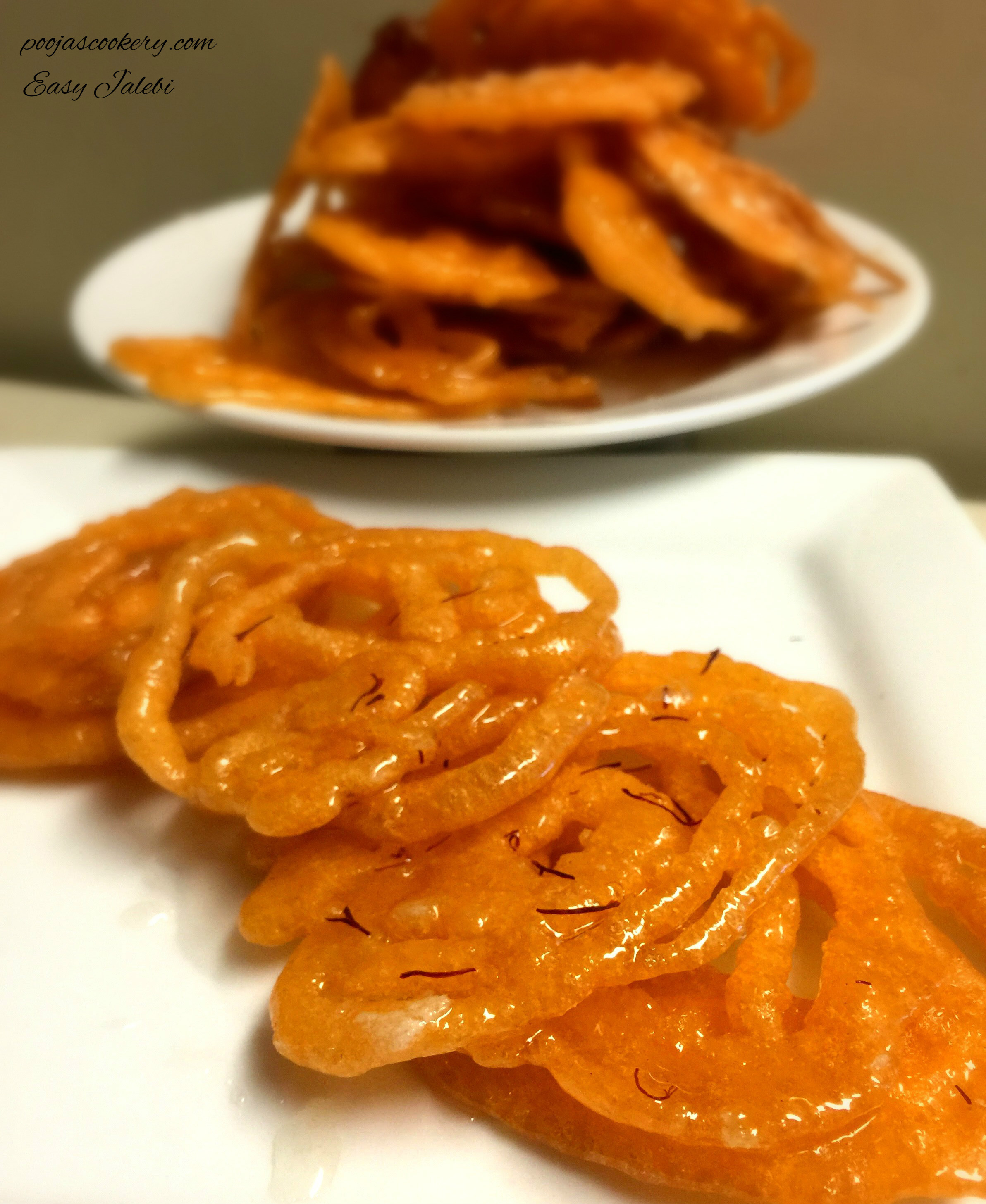 Easy Jalebi