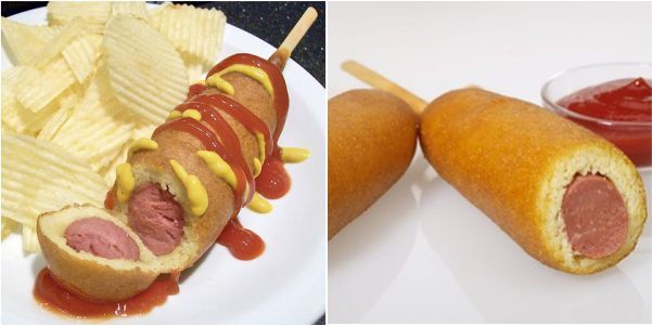 Salsicha no Palito – Corn Dog