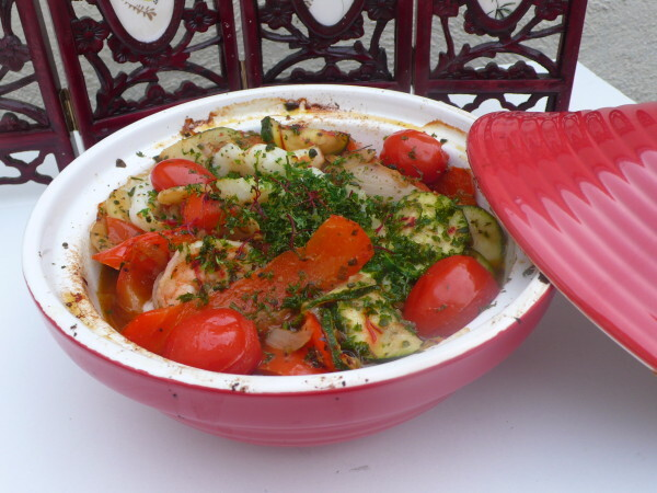 Recept van de week: Tajine de poisson