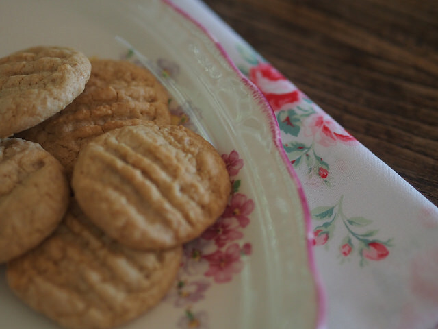 anzac biscuits with whatever you have