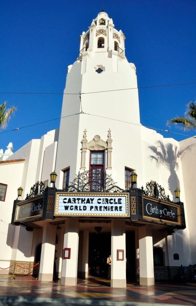 Fine Dining at Carthay Circle Restaurant and Lounge