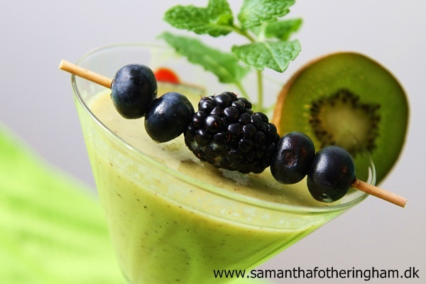 Kiwi Smoothies
