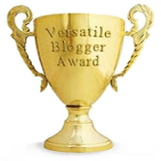 Versitle blogger award