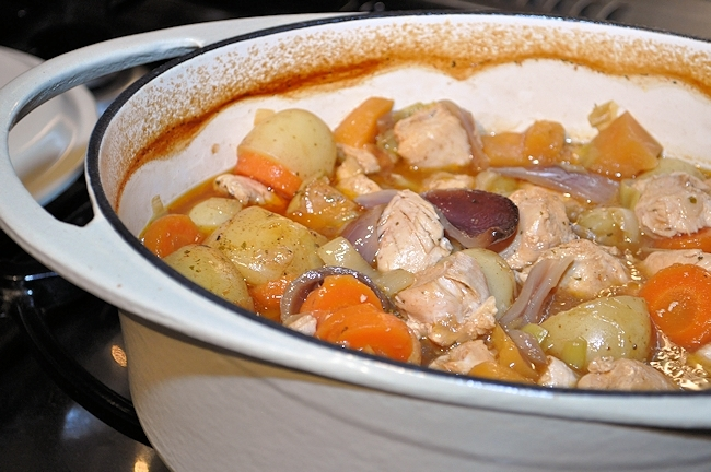 Review & Easy Chicken Casserole Recipe: Using Tesco Berndes Cookware, From the Tesco Sticker Promotion