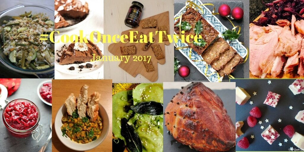 Cook Once Eat Twice January 2017