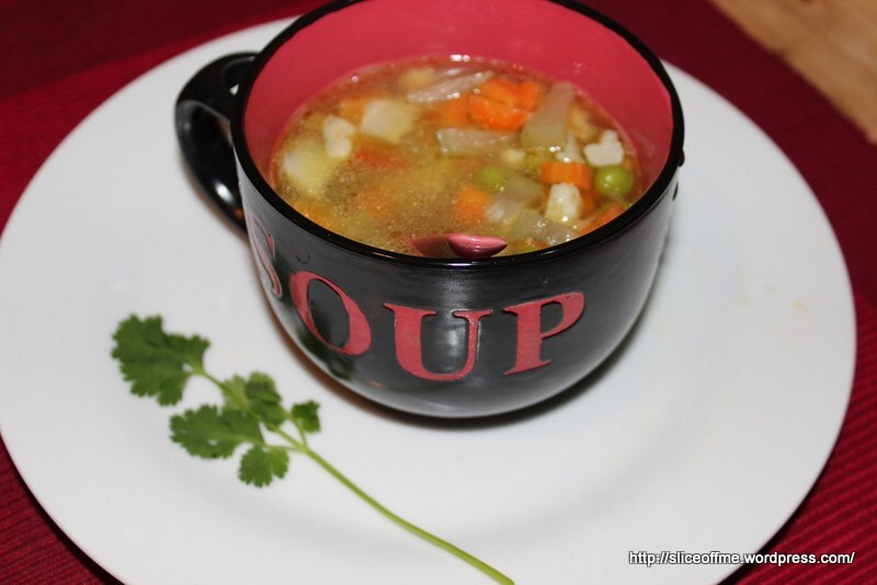 vegetable clear soup chinese jamie oliver
