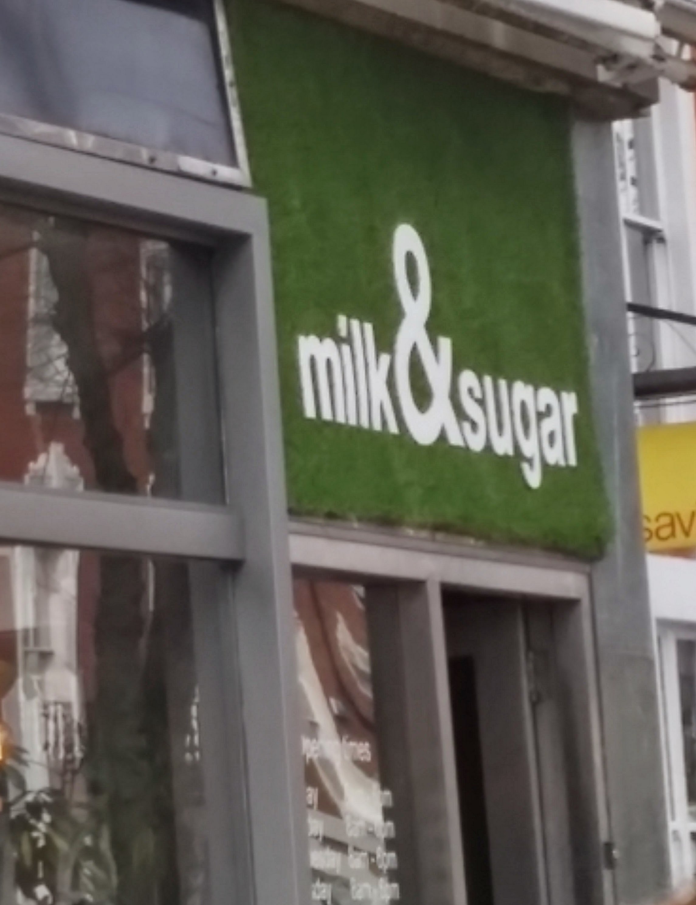 The land of milk and yummy – Milk & Sugar, Cardiff.