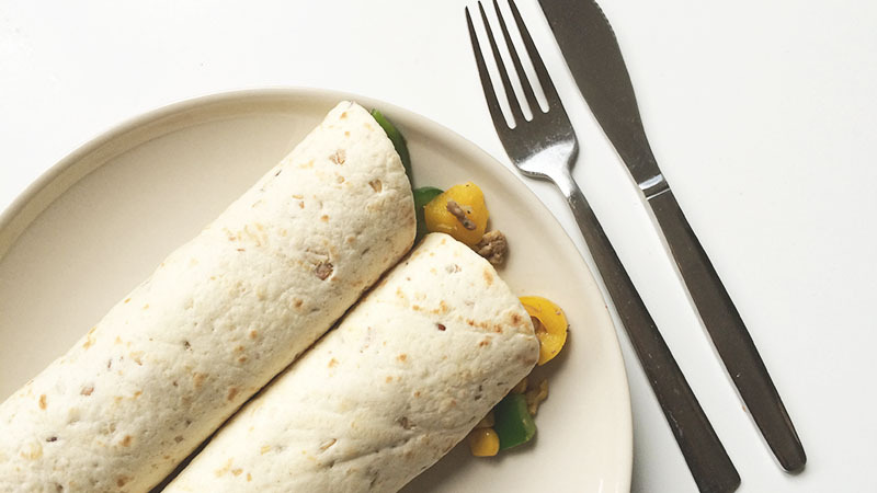 Recept: Mexicaanse wraps
