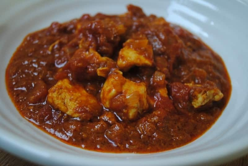 Microwave chicken curry for one recipe