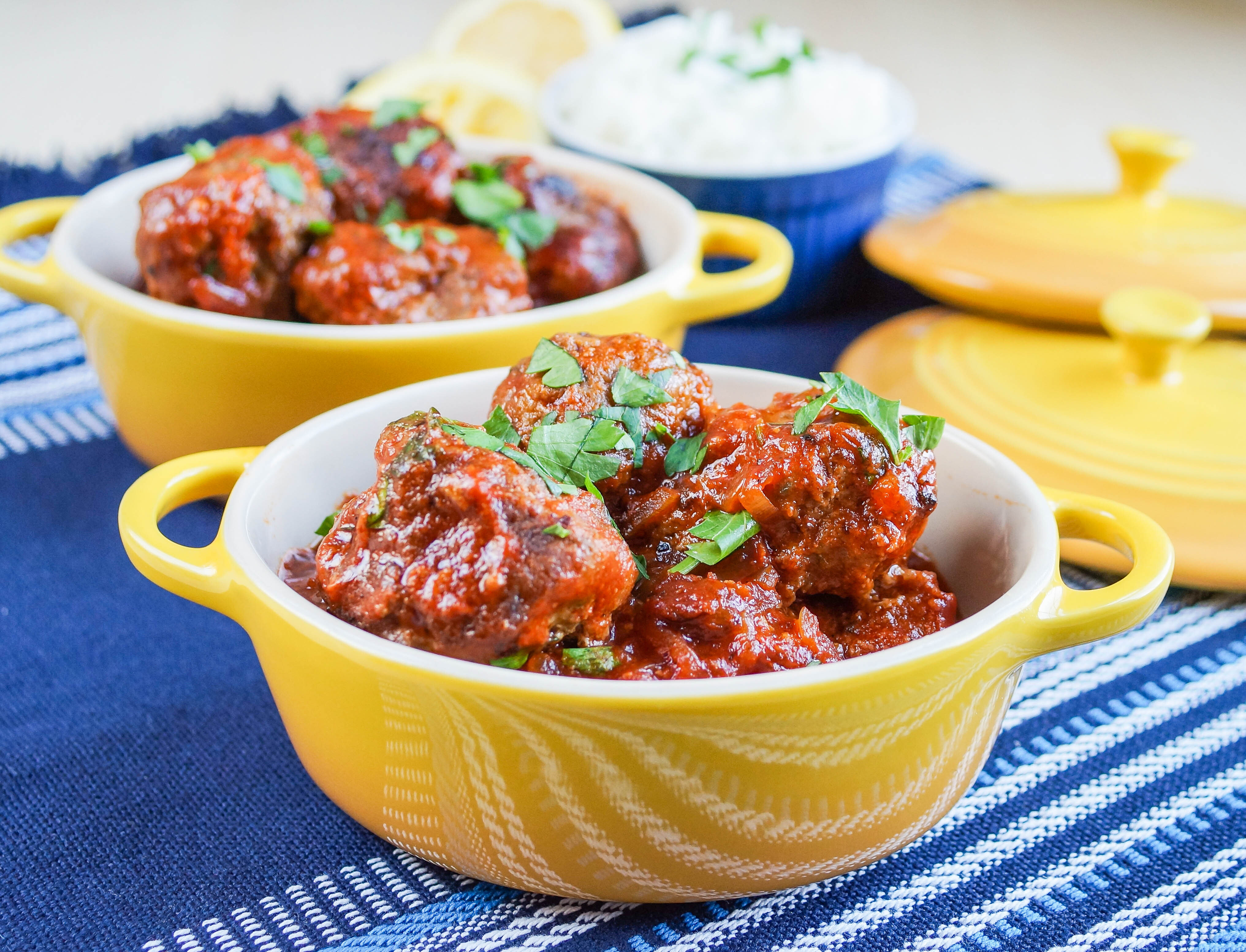 100 Best Jewish Recipes Cookbook Review and Albondigas al Buyor (Greek-Jewish Meatballs in a Sweet-and-Sour Sauce)