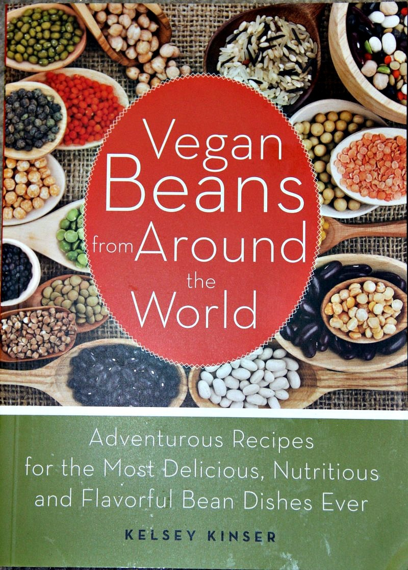 Vegan Beans from Around the World {Book Review}