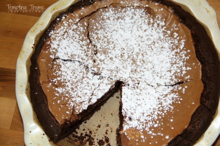 Chocolate Butter Pie