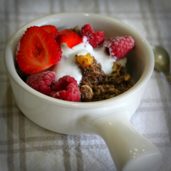 Cherry Ripe Instant Breakfast Boost