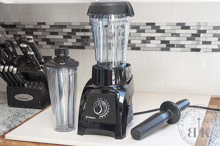 Vitamix S30 Review + Giveaway #TBKGiftGuide