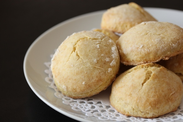 International Scone Week 2014 – Afternoon Tea Scones