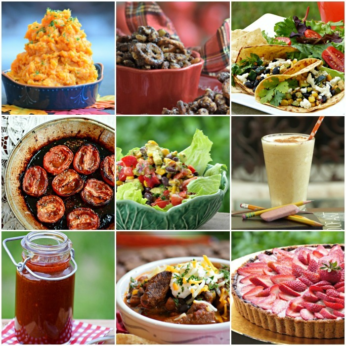 Top Healthy Recipe Pins from 2015