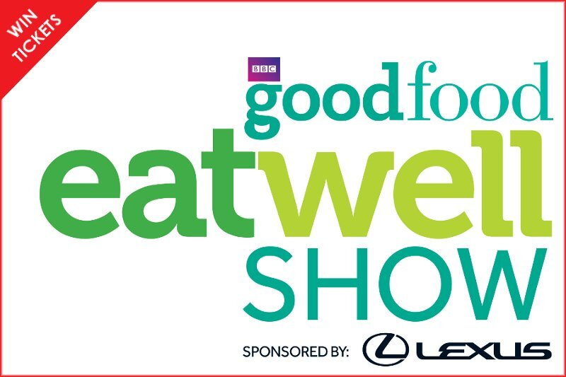 Win Free Tickets to BBC Good Food Eat Well Show