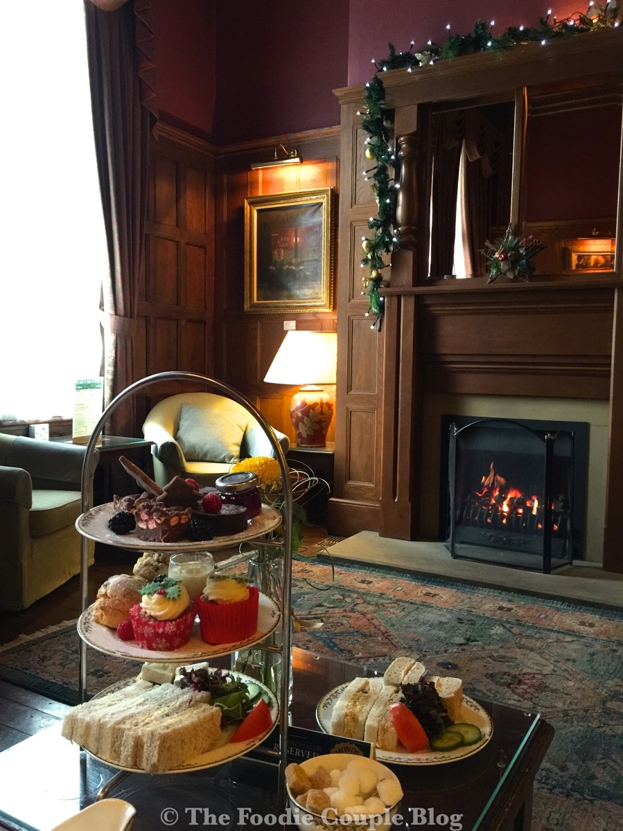 Review: Afternoon Tea at Moor Hall Hotel