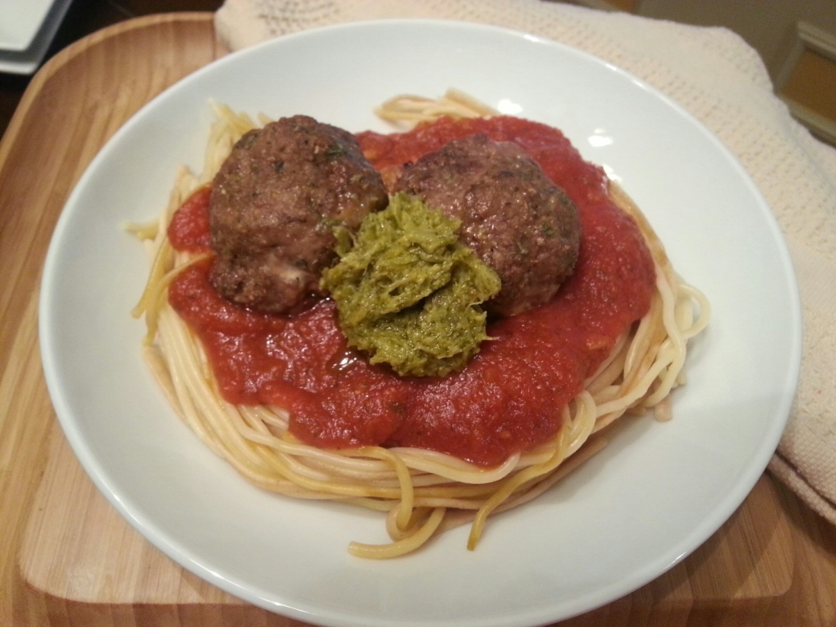 Friday Night Favorites | Classic Spaghetti & Meatballs