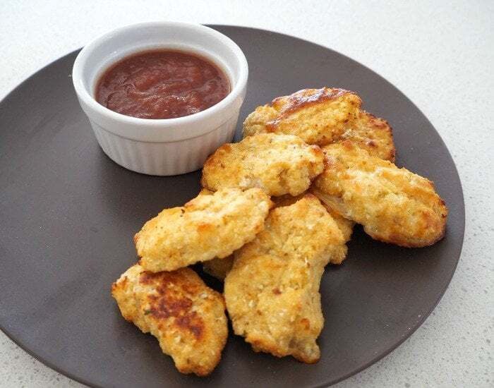 Thermomix Cauliflower Nuggets Recipe
