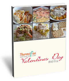 ThermoFun – Valentine's Day Menu Download