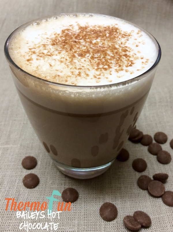 Thirsty Thursday – Baileys Hot Chocolate Recipe