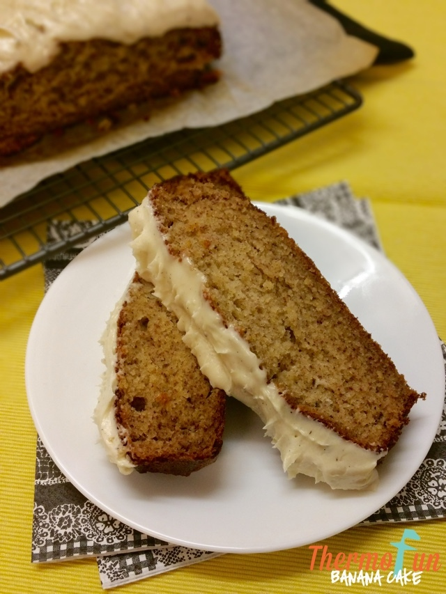 Banana Cake – KIDtastic Friday