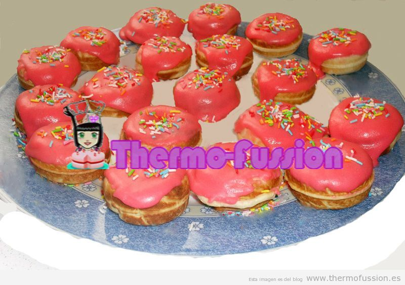 DONUTS DONUTERA DE LIDL Y THERMOMIX TM31