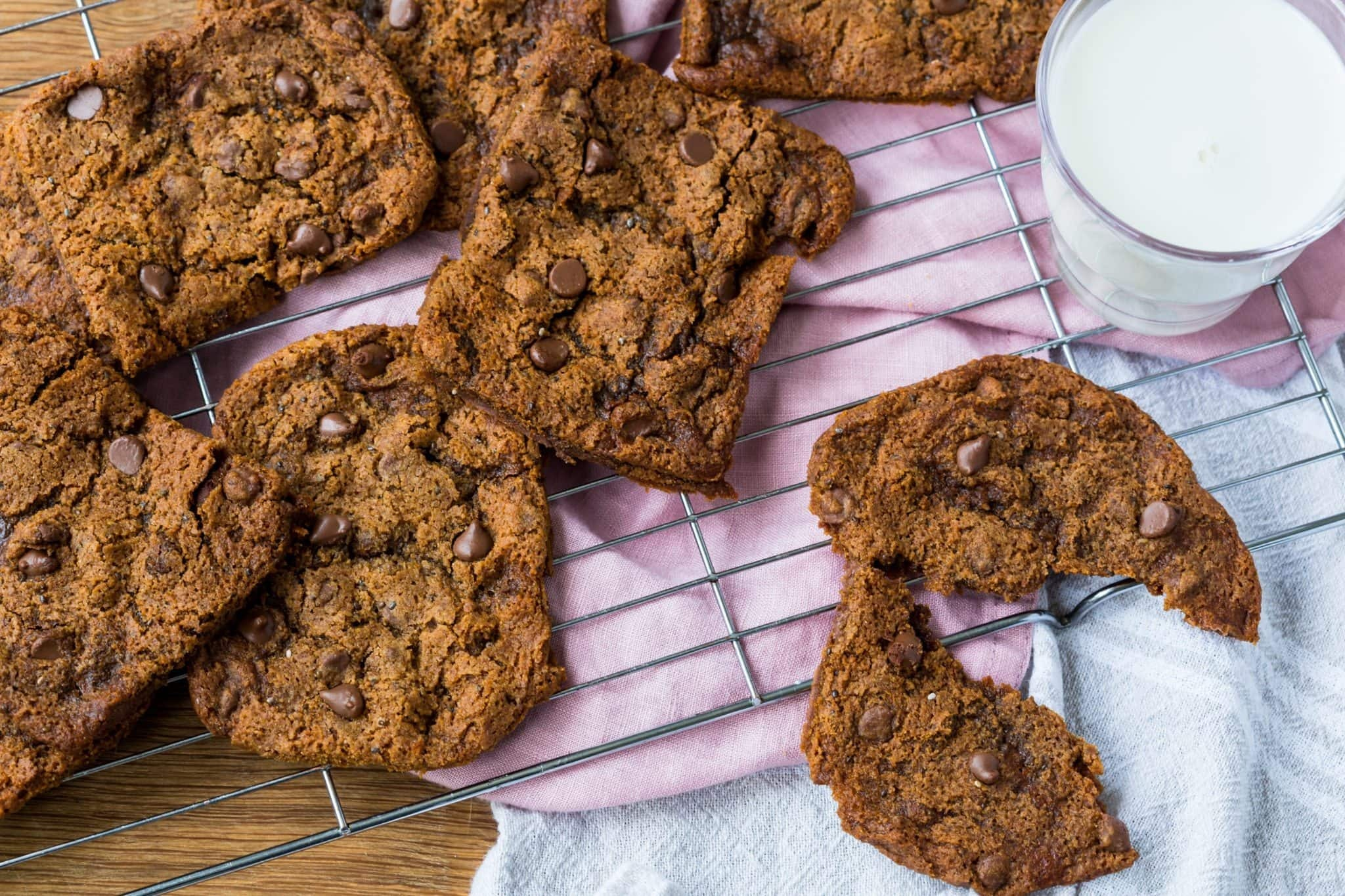 Thermomix Gluten Free Cookies