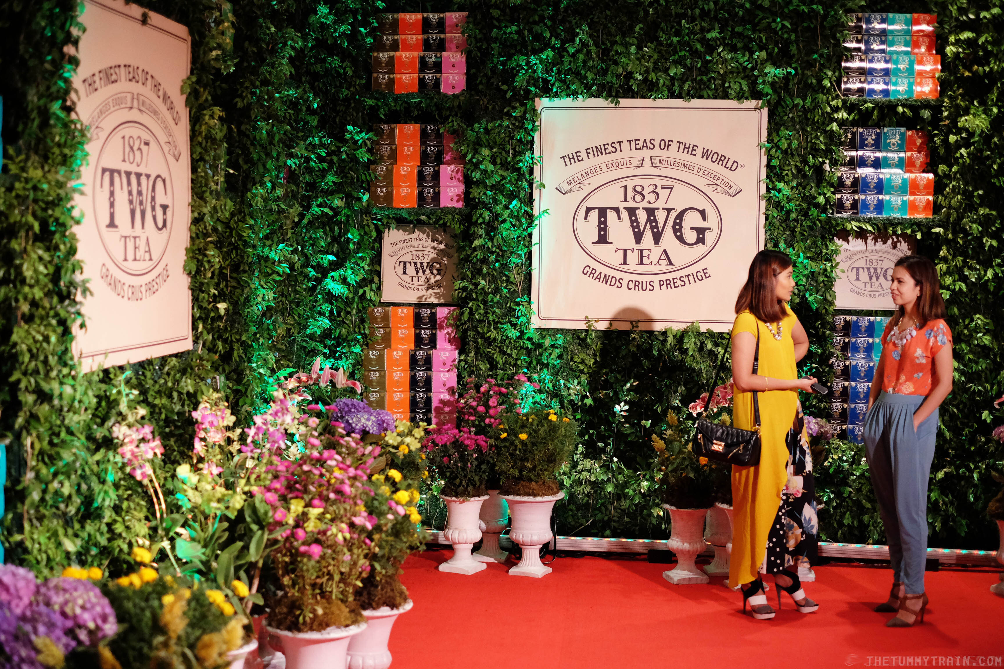 Beat the heat in luxurious style with the new TWG Iced Teas