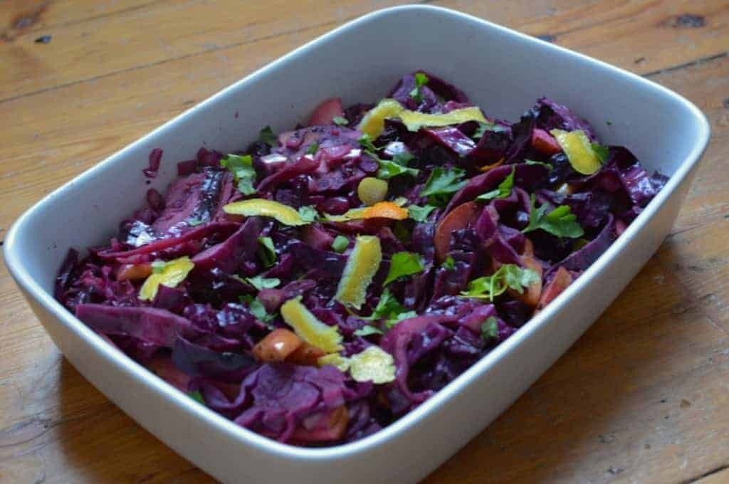Red Cabbage, But Better