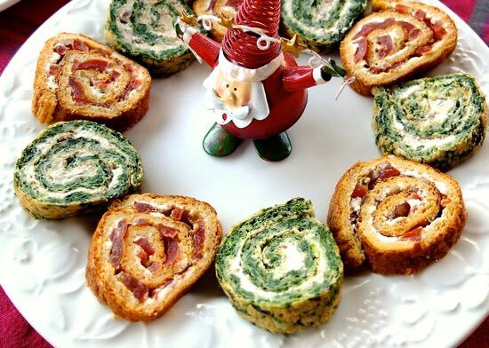 Roulades – Vegetarian Recipes for Christmas