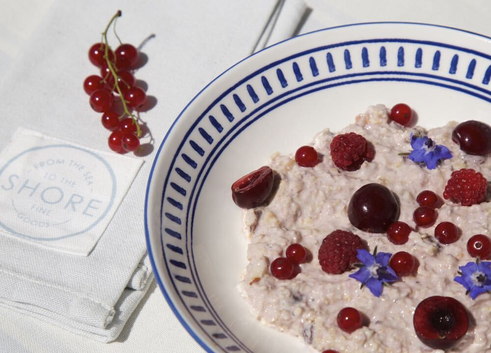 Bircher Muesli – Summer in a Bowl!