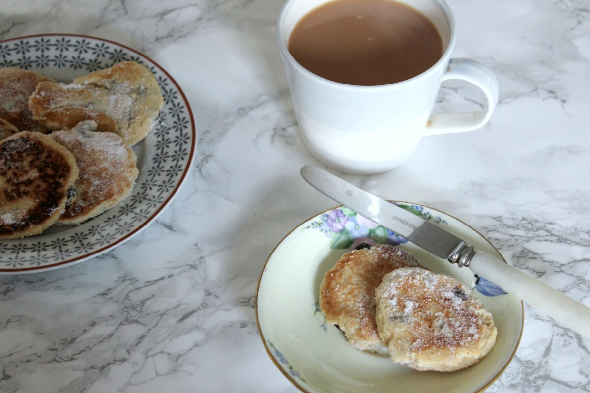 Recipe| Homemade Welsh Cakes
