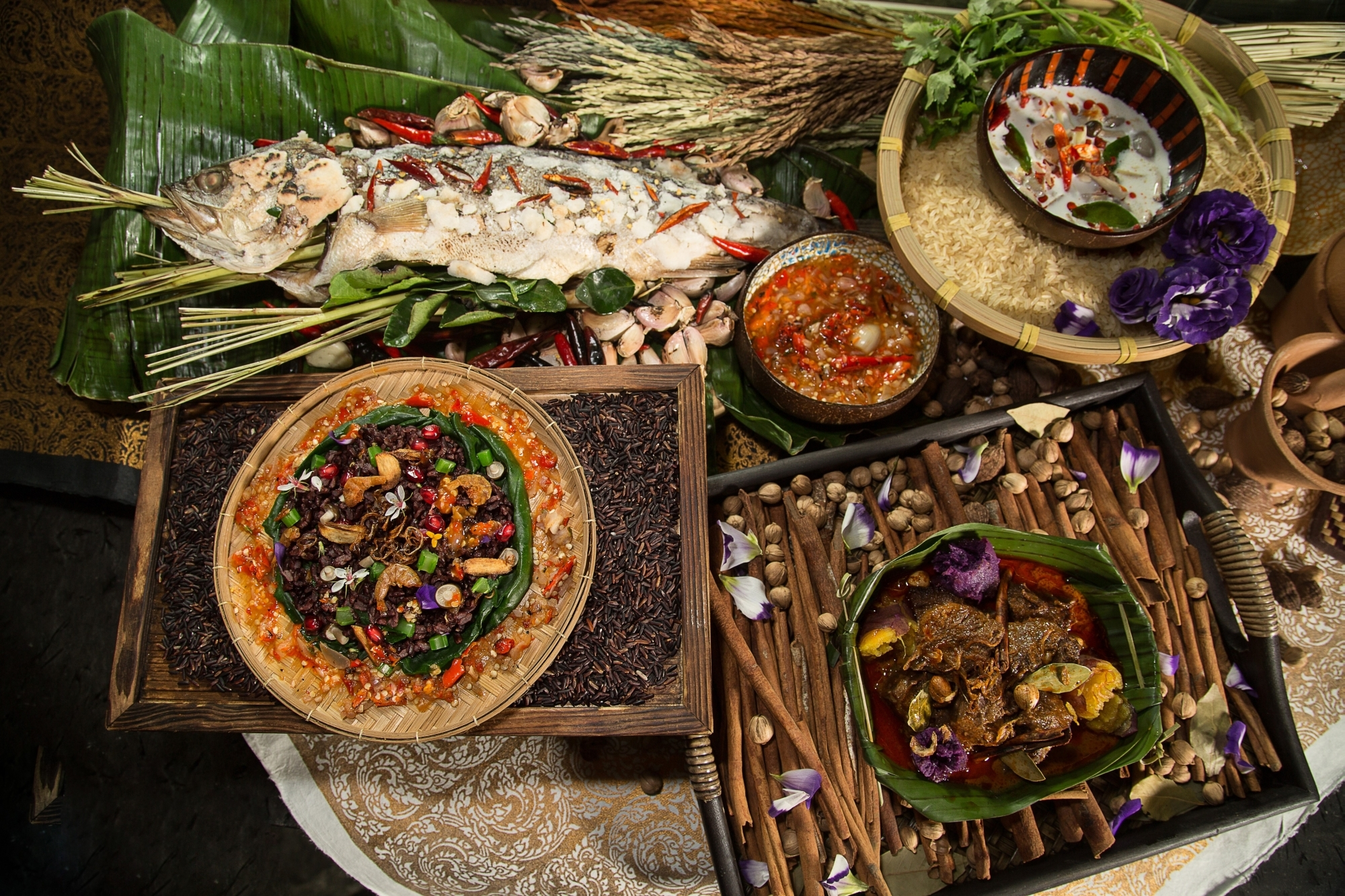 Discover Thai Taste Buffet Returns to Yamm for Songkran