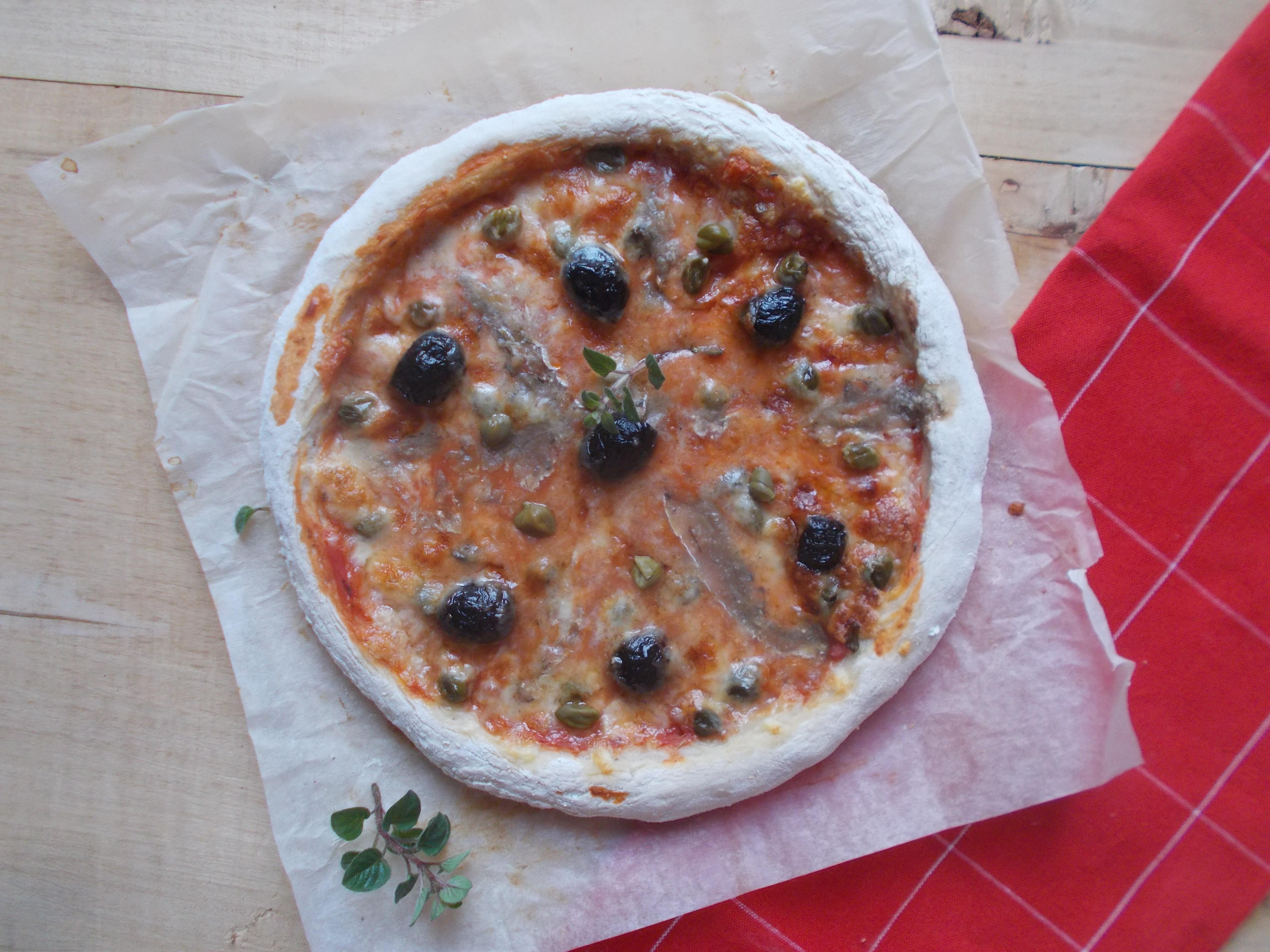 recettes de pate 224 pizza et moelleuse mytaste