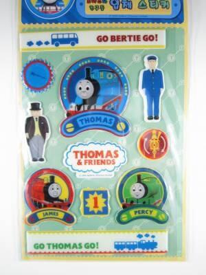 Tomas Tåg, diverse klistermärken