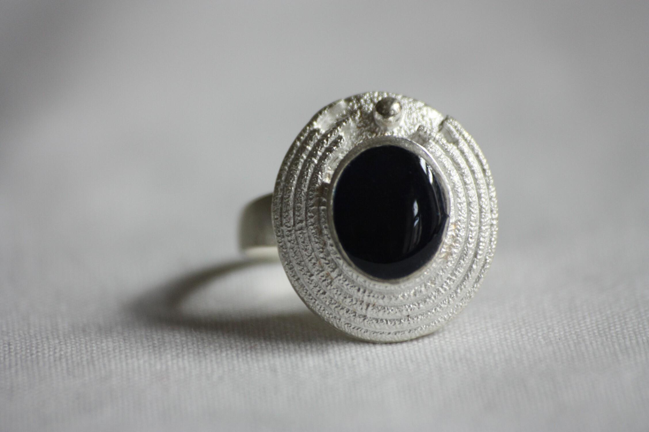 Ring, Sterling Silver