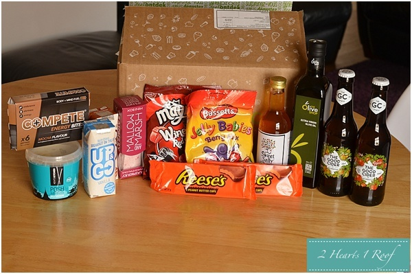 September Degustabox Review – Plus Sweet Sally Tea Loaf Recipe