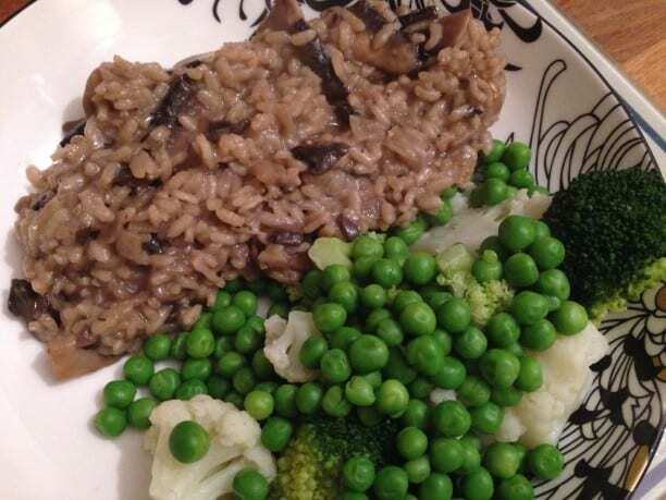 Slimming World Friendly Mushroom Risotto Recipe – Syn Free!
