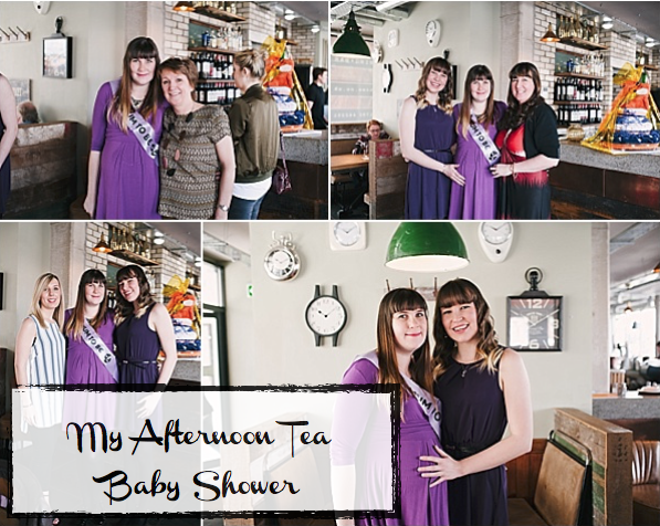 My Afternoon Tea Baby Shower